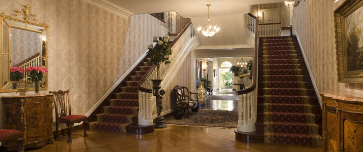 Foyer Home St Louis Reims : The nicholson residence